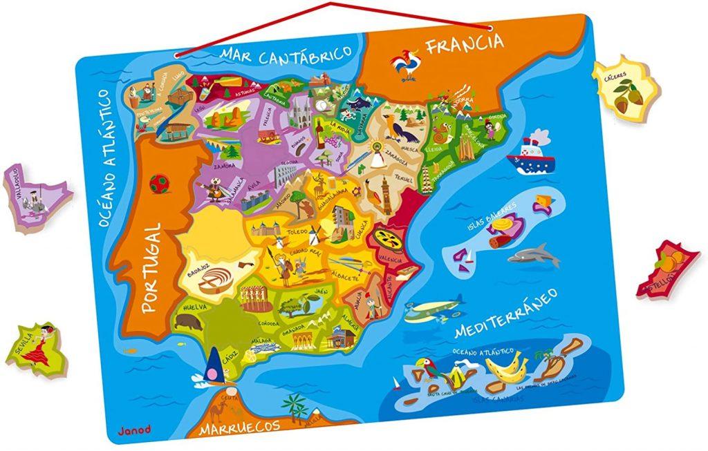 mapa janod espana
